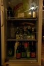 Wine in the fridge